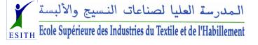 Cycles d'Ingénieurs à l'ESITH de Tanger