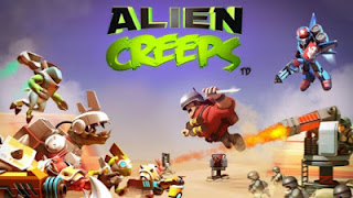 Alien Creeps TD Apk v2.5.1 Mod (Unlimited Money)-1