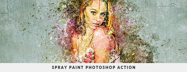 Painting 2 Photoshop Action Bundle - 81