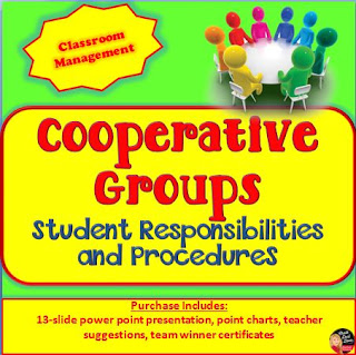 https://www.teacherspayteachers.com/Product/COOPERATIVE-GROUPS-Student-Responsibilities-and-Procedures-244045