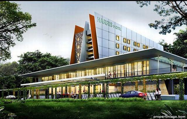 Foto-Harris-Hotel-Sentul-City-Bogor-Indonesia
