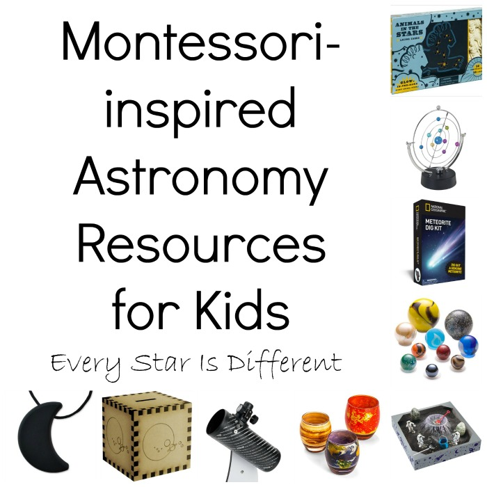 Astronomy Gift and Resources for Children
