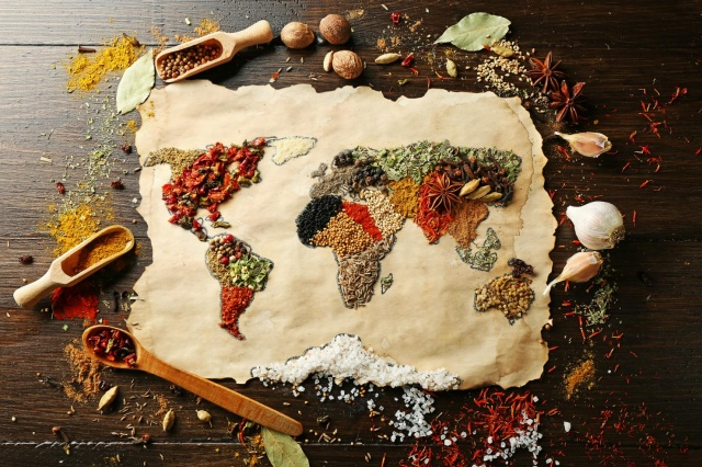 Cook around the world