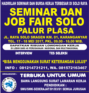 solo job fair