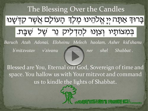 Meaningful Sukkot Blessings Shabbat