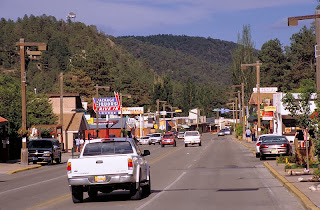 downtown ruidoso new mexico