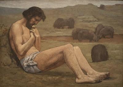 Imagem de quando o filho pródigo se arrepende, pintura, #1