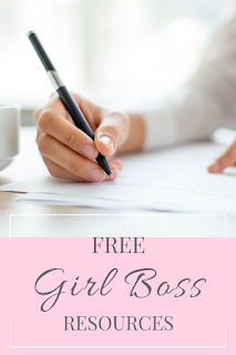 Free Girl Boss Resources for Every Mompreneur Building Her Empire