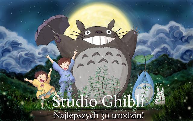 30 lat Studia Ghibli