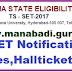 TS SET 2017,Telangan Stae Eligibility Test Notification,Exam dates,Syllabus,Exam Pattern