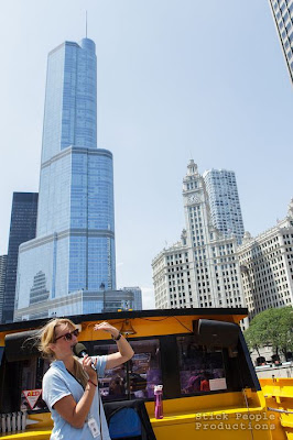 Trump Tower - Wendella River Cruise, Chicago, IL - (c) Stick People Productions