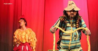 FOT4 BURRITO: un cobarde valiente | Casa Teatrova