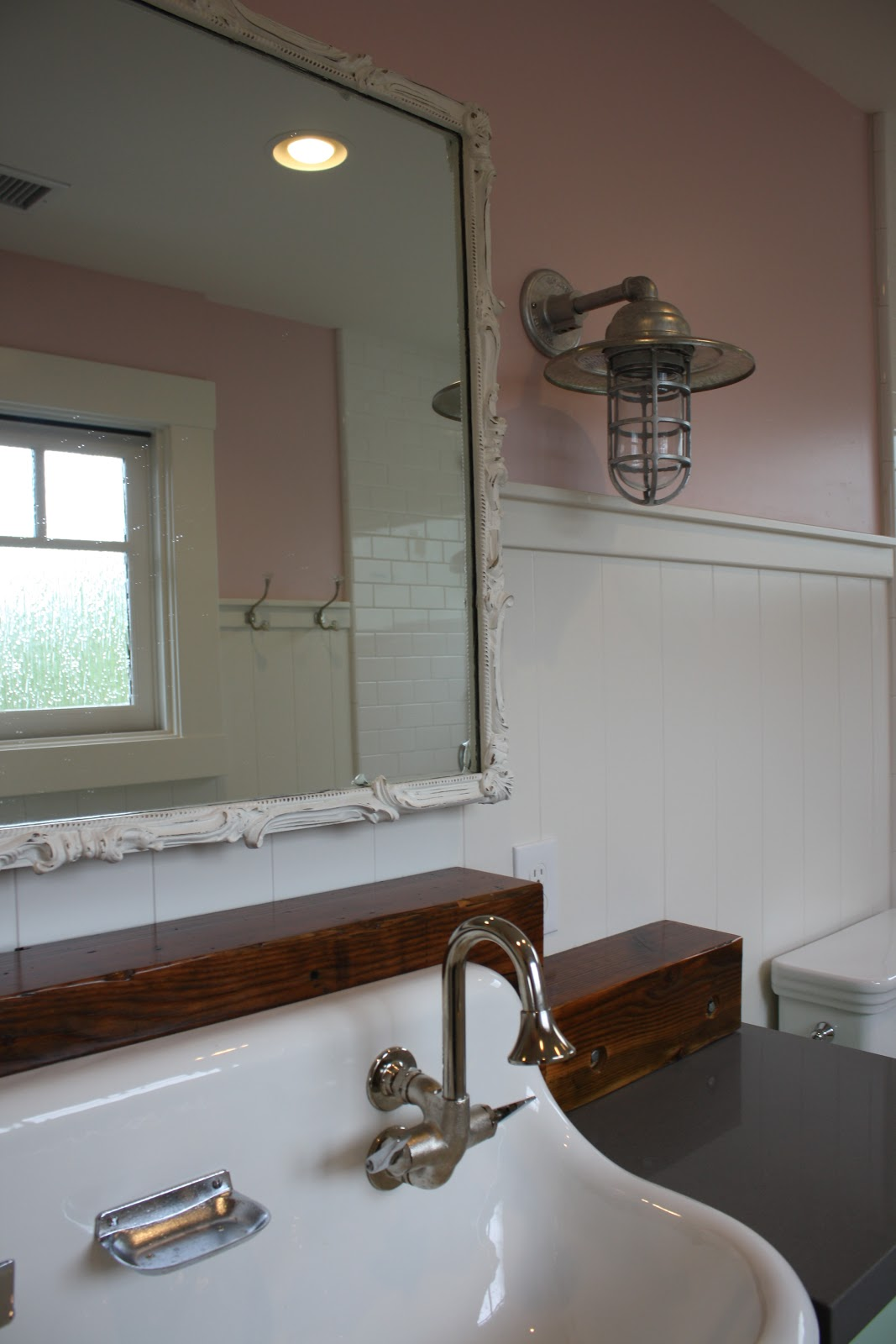 rustic rooster interiors: little girls bathroom {interior ... on Bathroom Models  id=87404