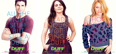 Resultado de imagen para the duff pelicula poster