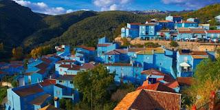 Inilah 4 Desa Kartun Benar Ada di Dunia Nyata