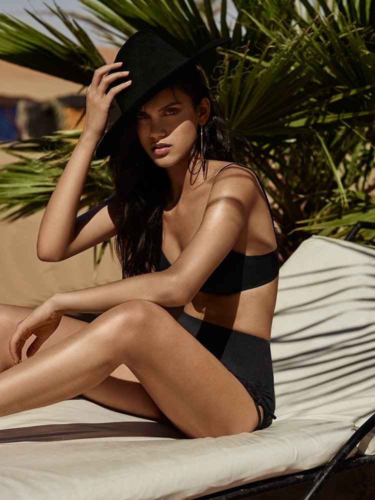 Andres Sarda Swimwear Spring/Summer 2017 Campaign