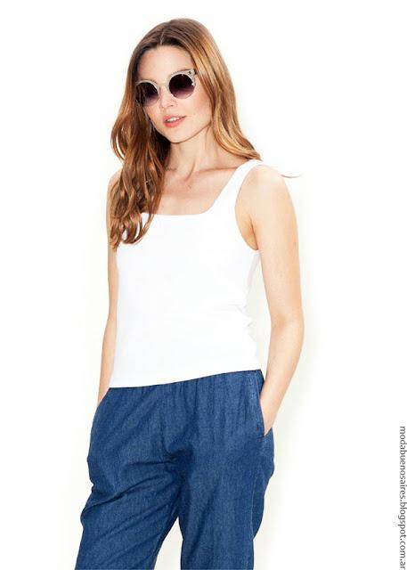 Pantalones verano 2017 ropa de mujer. Asterisco ropa de mujer.