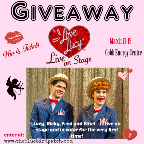 National Tour Of I Love Lucy® Live On Stage Makes Its Atlanta Premiere At Cobb Energy Centre  | The Bluebird Patch