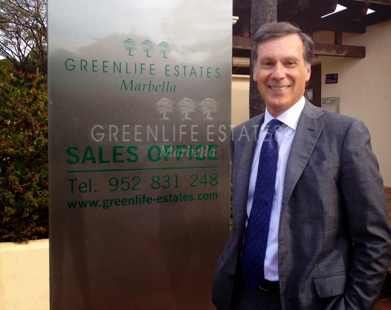 Empresario Greenlife estates Massimo Filippa empresario