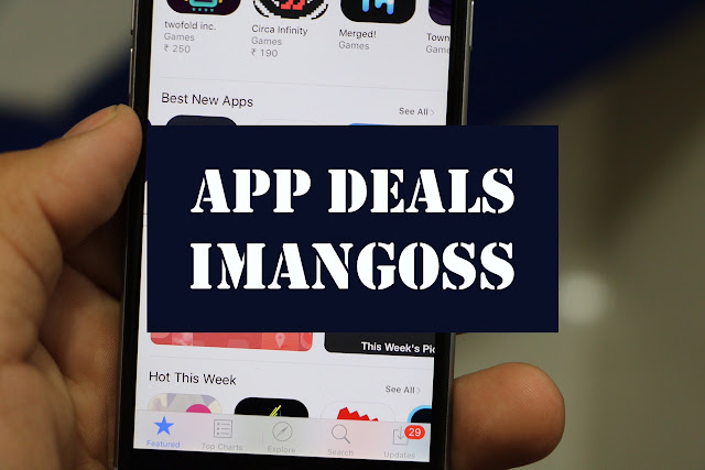 For iOS users, there is no better news than free apps to download. With this way, you can get paid iPhone apps for free for limited time so go ahead and grab your favourite apps on your iPhone, iPad and iPod touch.
