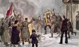 Penyebab Terjadinya Revolusi Rusia dan Akibatnya