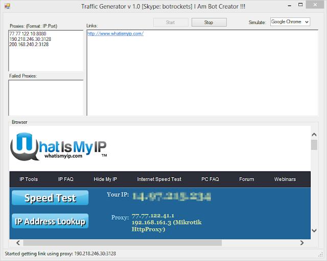 Fake Traffic Generator Free Download - Crack Software Free Download