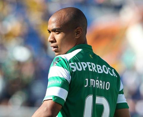 Joao Mario không kịp bình phục chấn thương để đá trận giao hữu với Latvia.