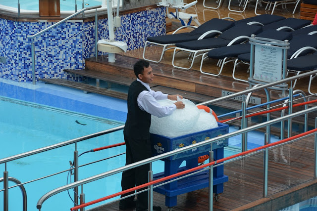 Tracy Arm pool