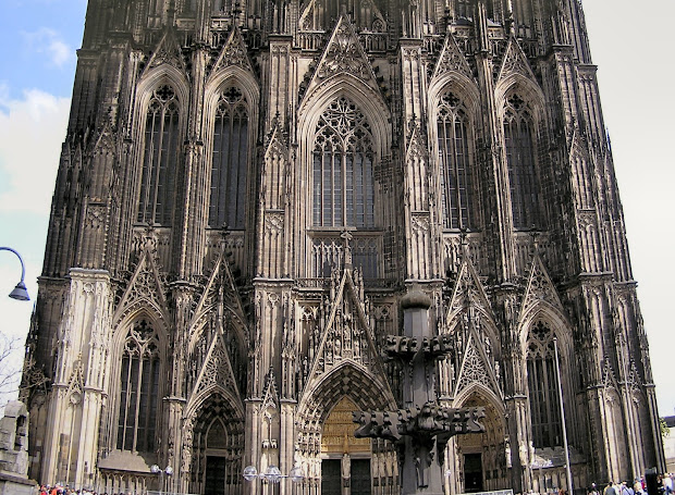 German Gothic Cathedral Cologne