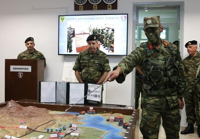 Διήμερη επίσκεψη Α/ΓΕΣ σε 1η Στρατιά-ΣΜΥ-303 ΠΕΒ-ΧΧIV ΤΘΤ-1η ΤΑΞΑΣ-32 ΤΑΞ ΠΖΝ (ΦΩΤΟ)