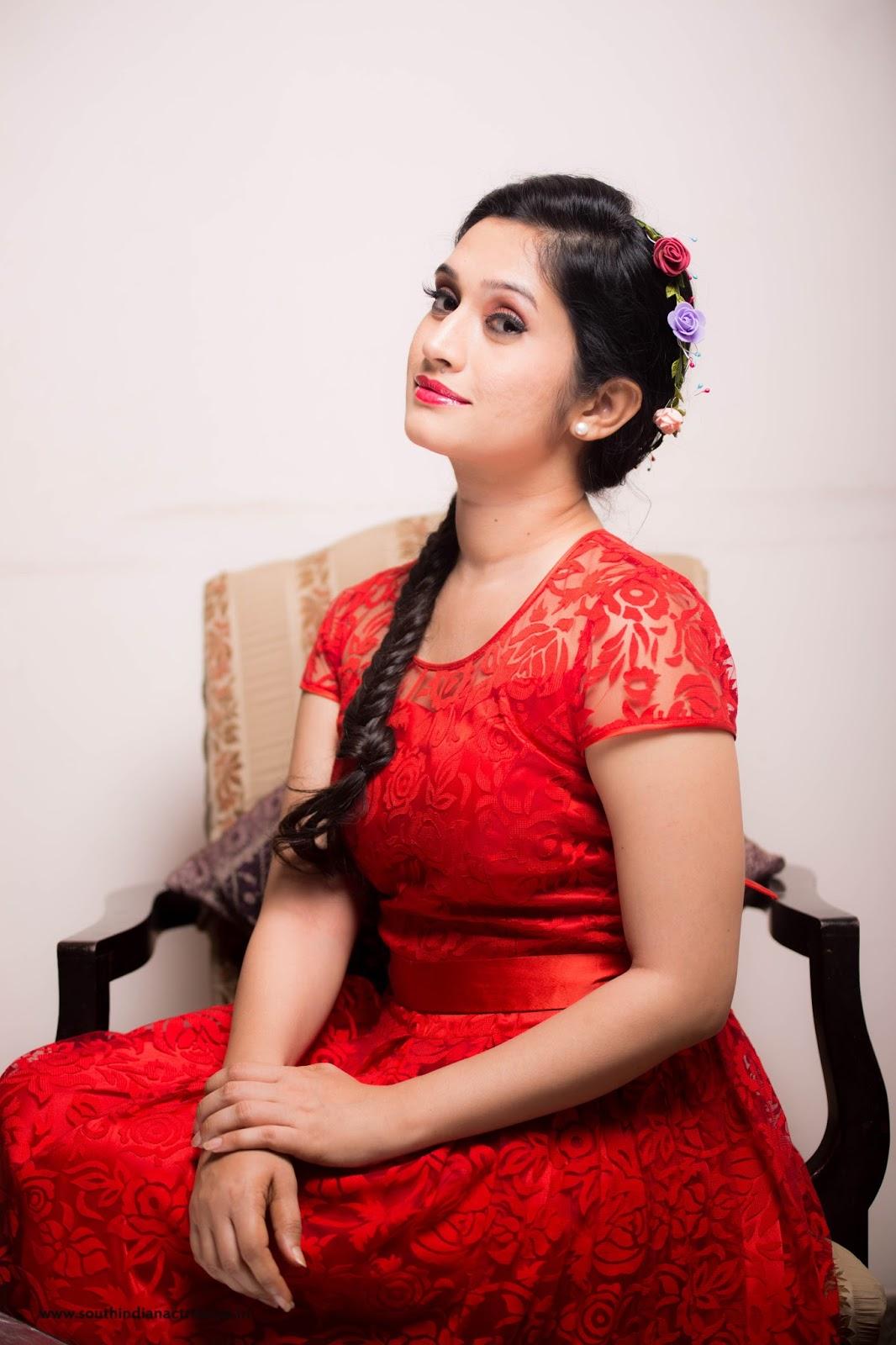 Priyanka Pallavi Photo Gallery - South Indian Actress-7912