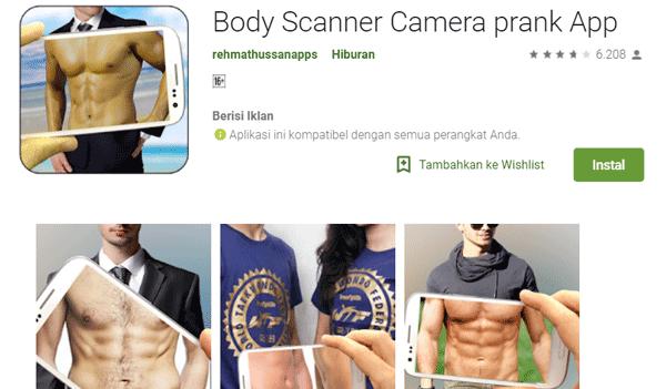aplikasi agar kamera android bisa tembus pandang