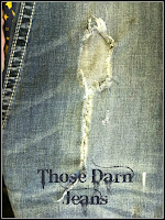 Darn Jeans  Finish Your Crafts