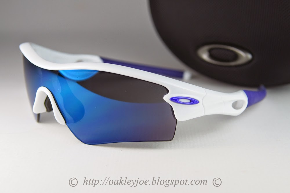 Images Oakley Radar Earsocks Purple