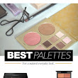 Best Natural/Everyday Makeup Palettes