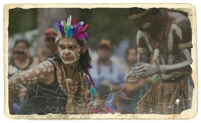 Penduduk Benua Australia