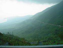 Montagne Vietnam centrale