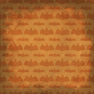 grunge halloween bats background paper scrapbook page image