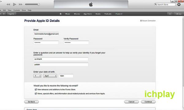 Tải iTunes 12.7.4 mới nhất (64 bit & 32 bit) Cho Win 7 10 8 8.1 XP rất dễ dàng 6