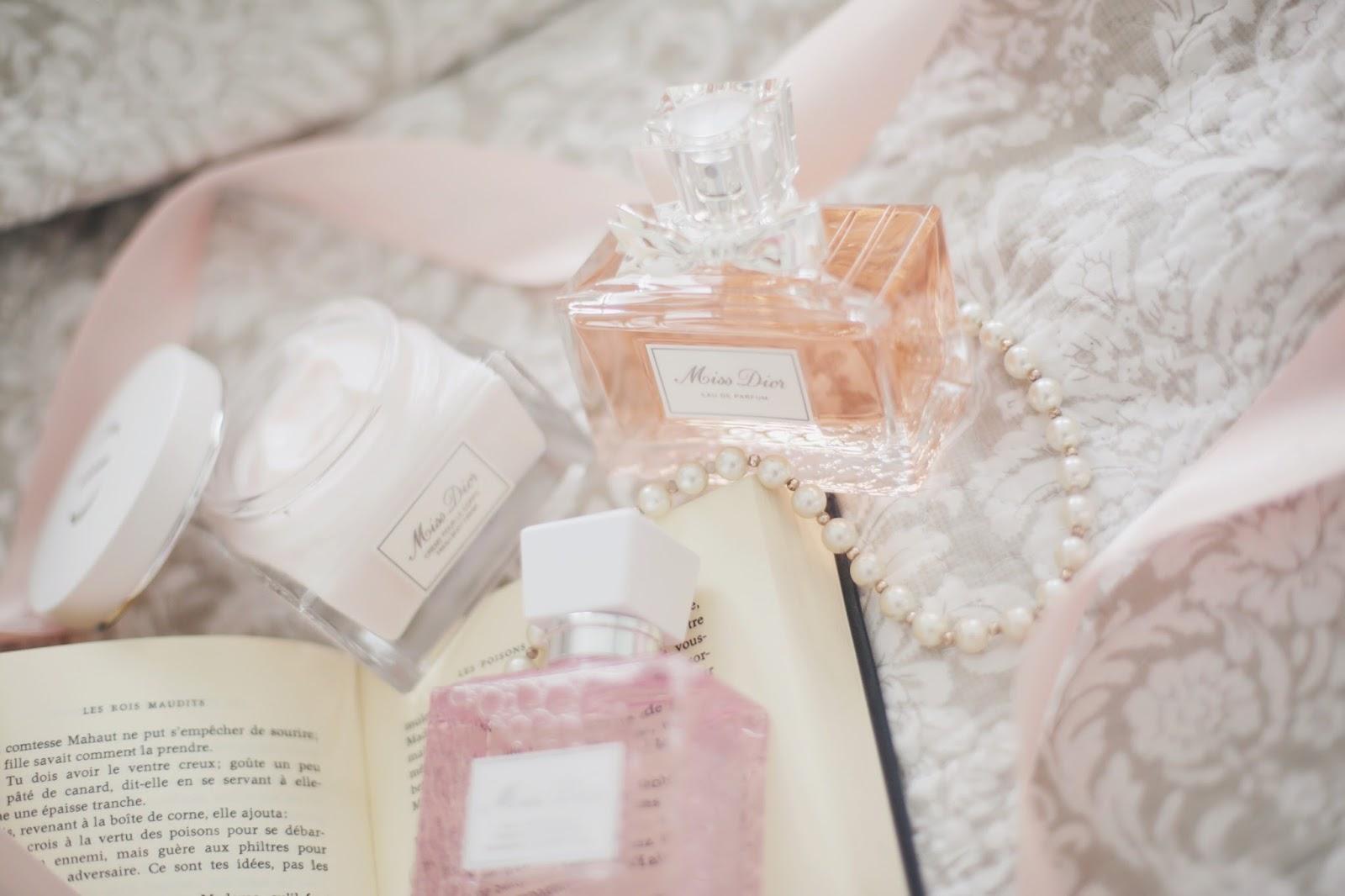 miss dior parfum campagne
