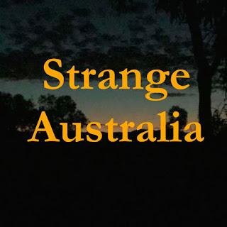 Strange Australia Podcast