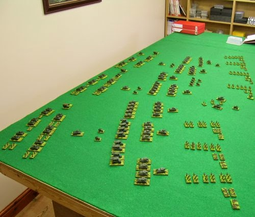 My 10mm Armies