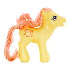 My Little Pony Peachie Keen Discount Singles  G3 Pony