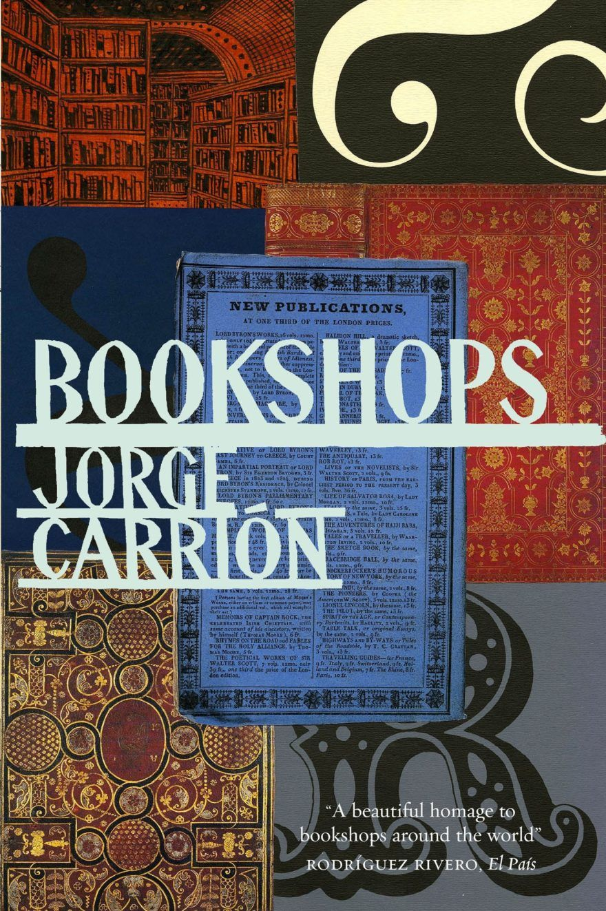 Jorge Carrion collects bookshops: from Gotham Book Mart and the Strand  Bookstore in New York City to City Lights Bookshop and Green Apple Books in  San ...