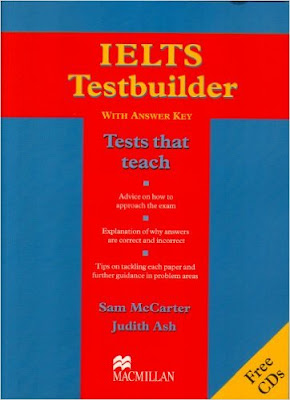 IELTS Test Builder - Sam McCarter & Judith Ash