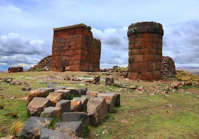 Cutimbo, Puno y alrededores, Visitar Puno Peru