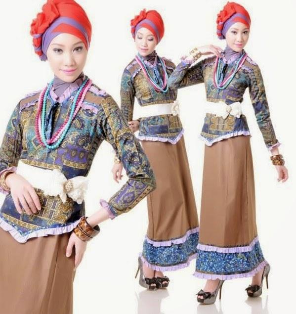 Contoh Baju Muslim Wanita Eternal Formal