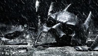 Dark Knight Rises film - Batman 3