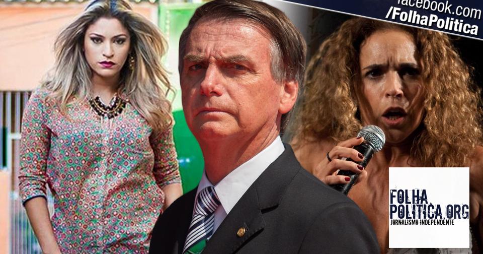 bed0d8945b1 Folha Política  Mc Nyk desafia artistas do  ELENAO   Devolvam o dinheiro da Lei  Rouanet se amam mesmo o Brasil   veja vídeo
