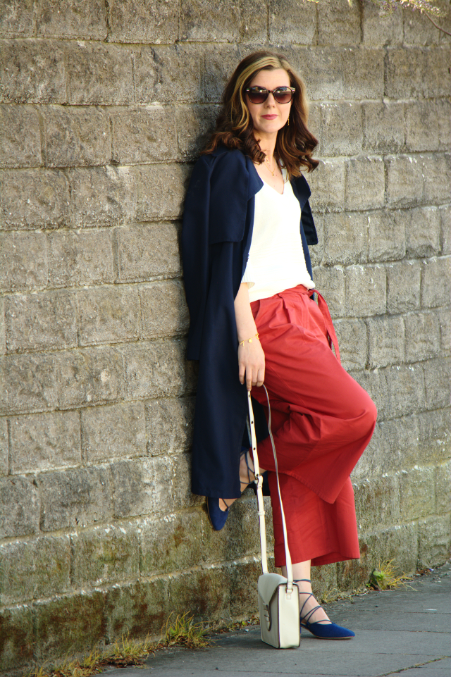 Styling Culottes (& #Passion4Fashion Link-up)